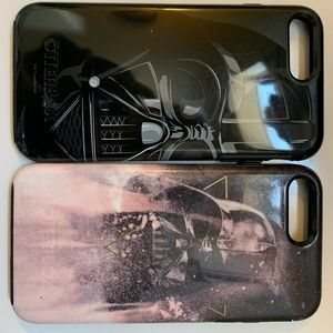 Accessories - iPhone 8+ Star Wars otter box cases!
